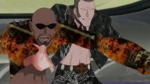 喰らいやがれ!