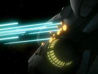 ドラゴンフライ分離体、パルスレーザーで接近攻撃を仕掛けてきました!